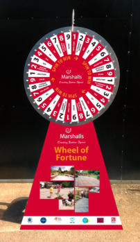 Wheel of Fortune Sales and Hire - Entents